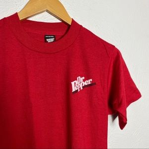 Vintage Single Stitch Dr. Pepper Shirt Made in USA